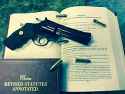 Can I ever get my gun rights back after a felony conviction?