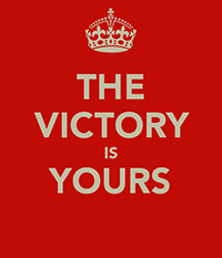 the-victory-is-yours