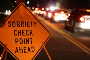 Maine DUI Sobriety Checkpoints