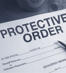 Can I get a Protection from Abuse Order (PFA) in Maine on behalf of my child?