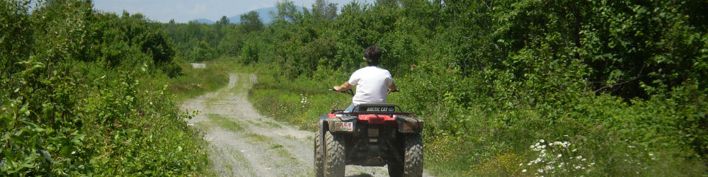 OUI on an ATV in Maine